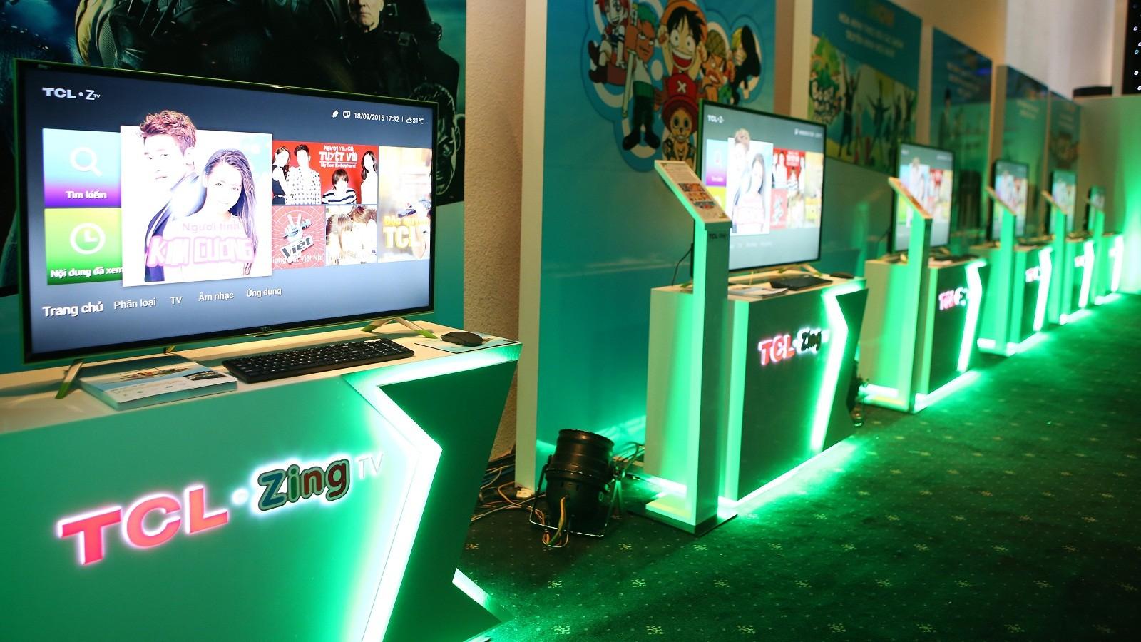 Hinh 2 - Ra mắt TV TCL Z1