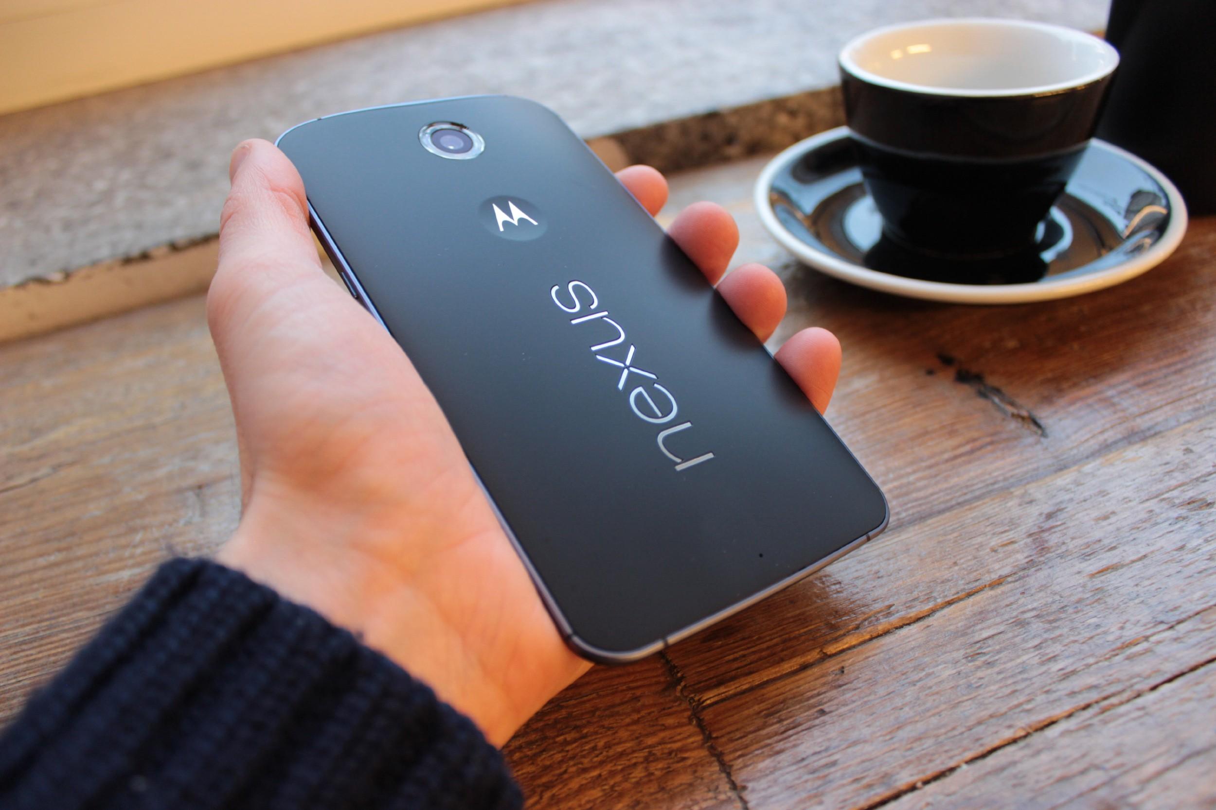 Nexus 6 - Nexus 6 giảm giá trước thềm ra mắt thế hệ mới
