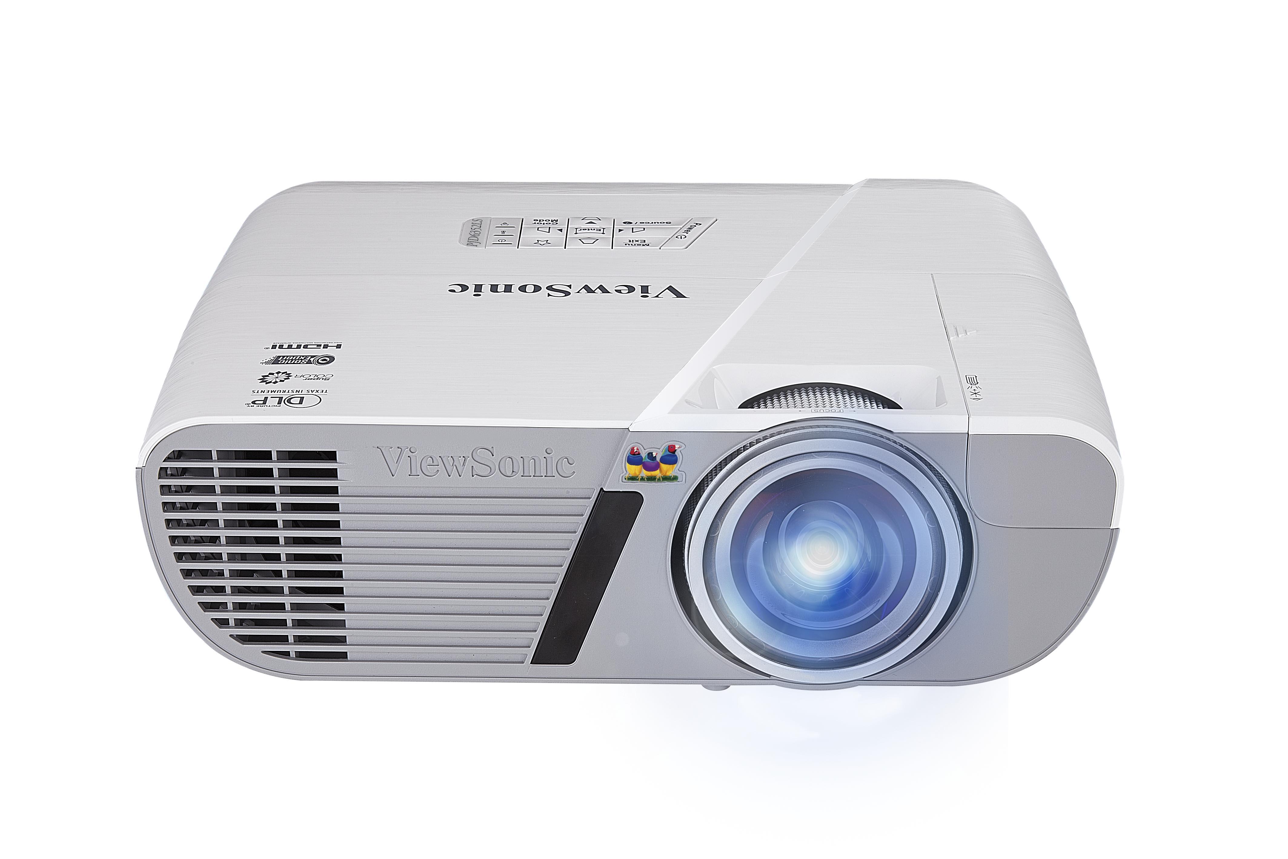 PJD6352LS 3 - ViewSonic ra mắt máy chiếu LightStream tầm ngắn PJD6352LS