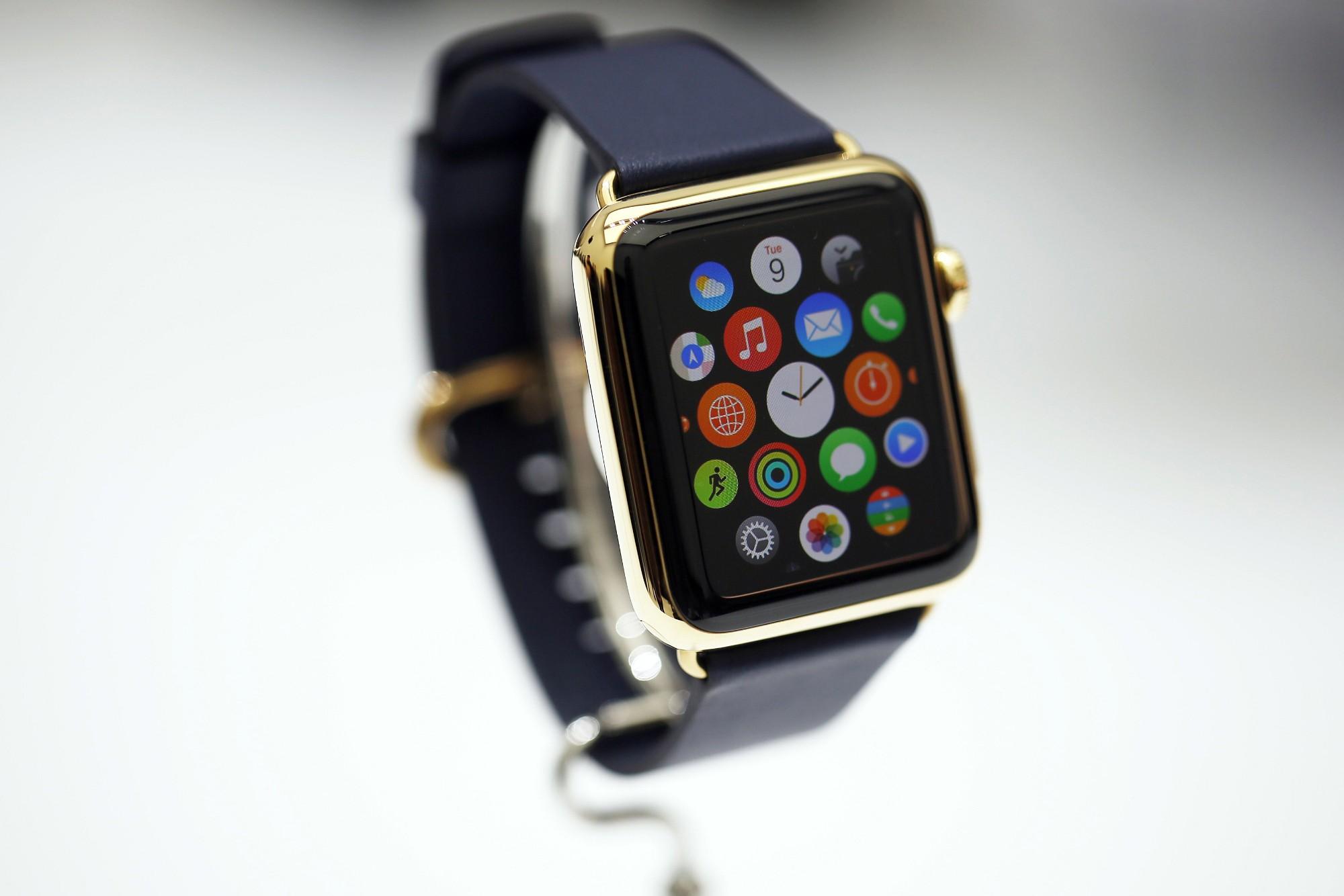 apple watch gold - Apple sẽ có phiên bản Watch vàng với giá rẻ hơn