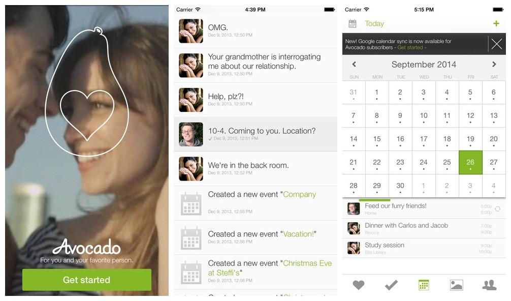 """avocado - Chat cùng """"người ấy"""" với Avocado"""