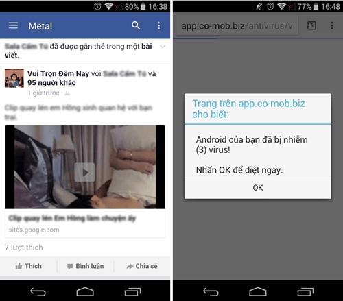 de phong mat tai khoan facebook 1 - Hướng dẫn phòng mất tài khoản Facebook trên điện thoại