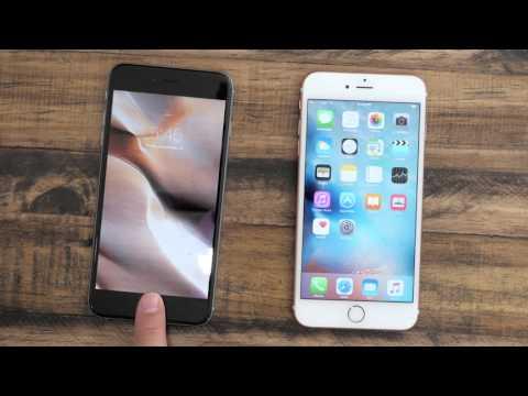 iphone 6s touchid comparison - Thử nghiệm độ nhạy Touch ID trên iPhone 6S