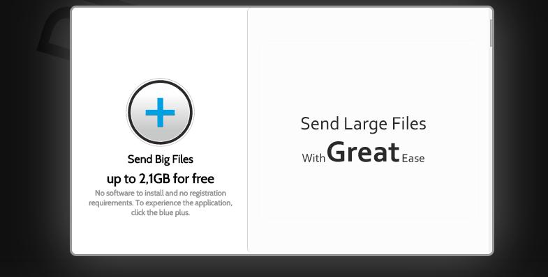 plustransfer - Gửi file dung lượng lớn qua email trên di động