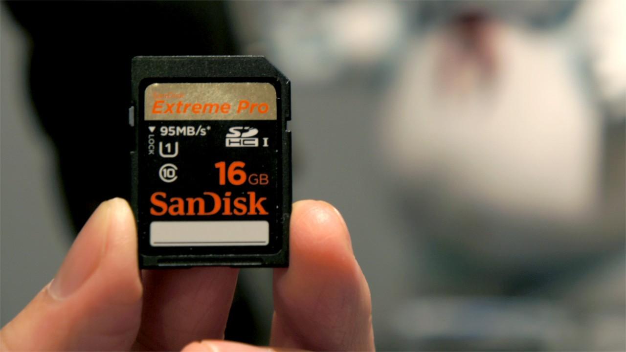 sdcard - Xử lý khi điện thoại không nhận thẻ nhớ