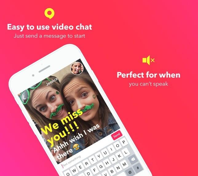yahoo livetext - Nhắn tin video độc đáo với Yahoo Livetext