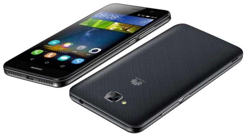 Huawei Enjoy 5 - Huawei chính thức ra mắt Enjoy 5 với pin 4.000 mAh