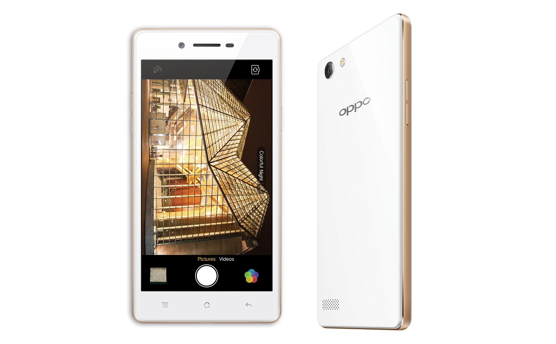 OPPO Neo 7 - Oppo Neo 7 chính thức bán ra, giá 3,99 triệu đồng.