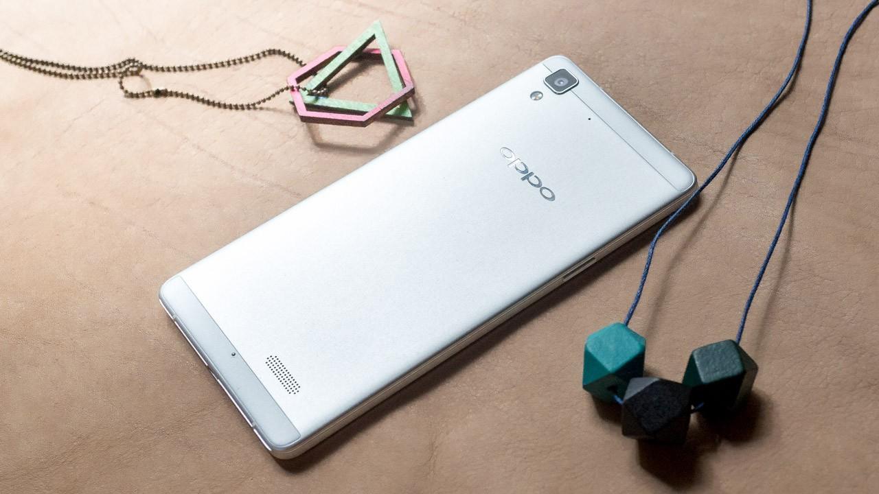 OPPO R7S - Oppo R7s sẽ có mặt trong tháng này