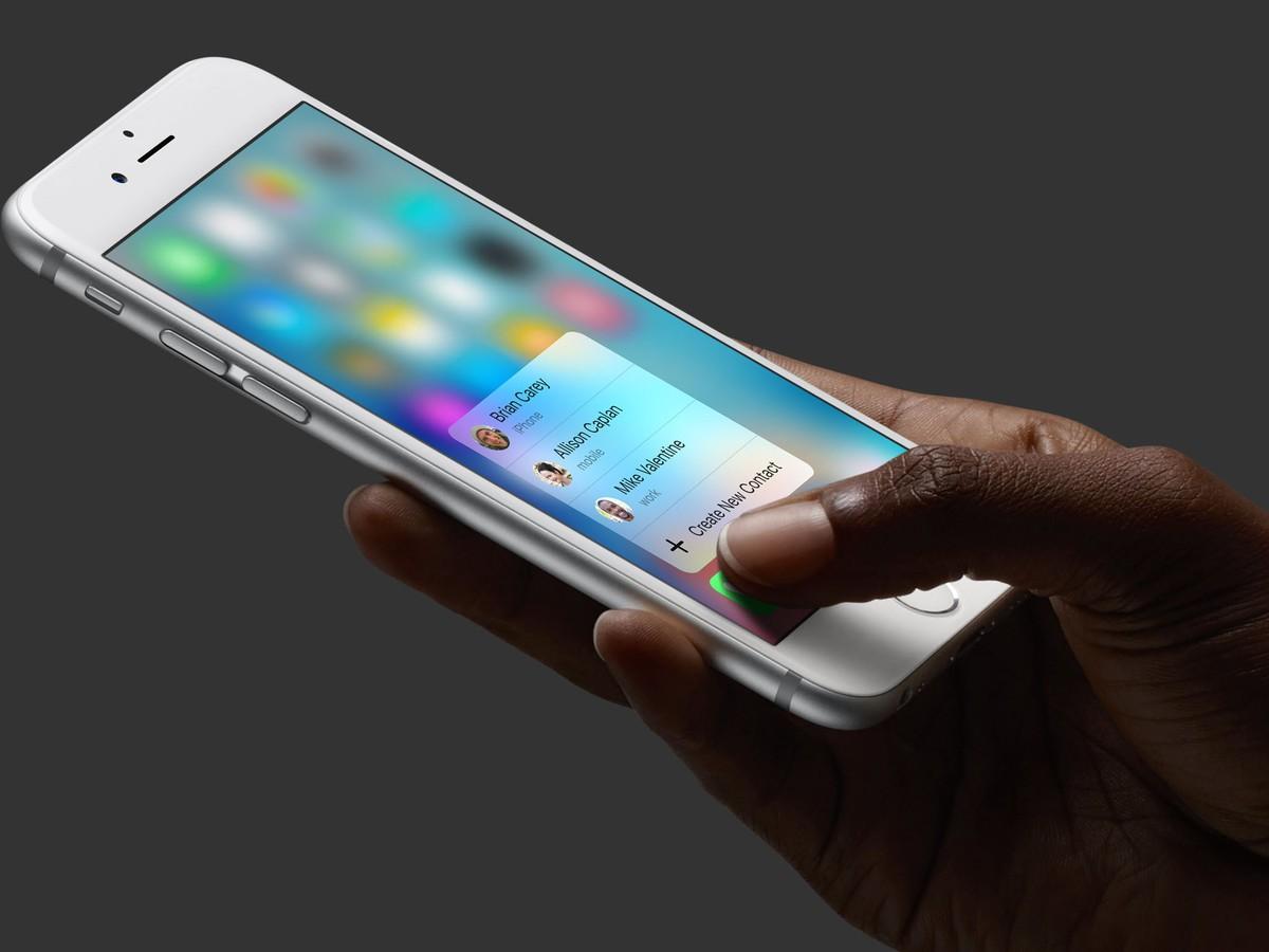 "Samsung Galaxy S7 - Samsung Galaxy S7 sẽ ""nhái"" 3D Touch của iPhone 6s?"