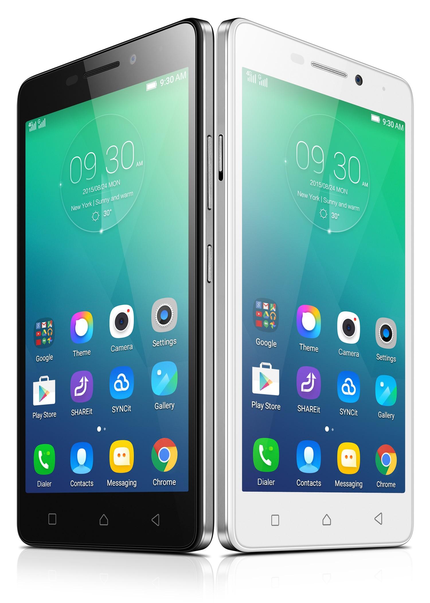 VIBE P1m 03202 - Lenovo ra mắt smartphone VIBE P1m pin dung lượng cao