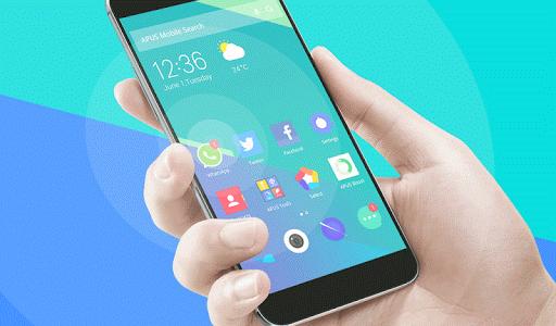 apus message center 1 - Quản lý các thông báo trên Android