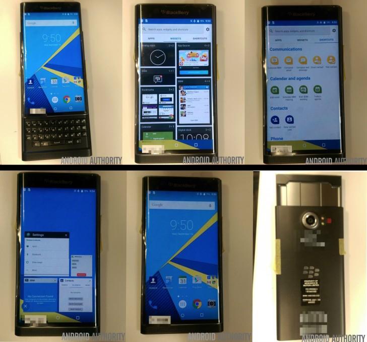 blackberry vinice - Thêm hình ảnh thật của BlackBerry Venice xuất hiện