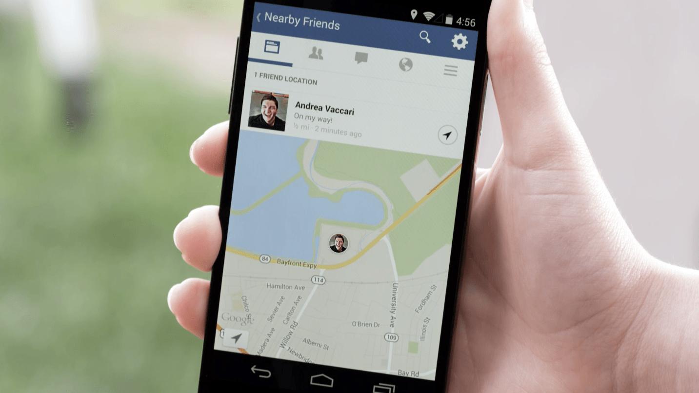 facebook nearby friends - Hướng dẫn tìm bạn xung quanh trên Facebook