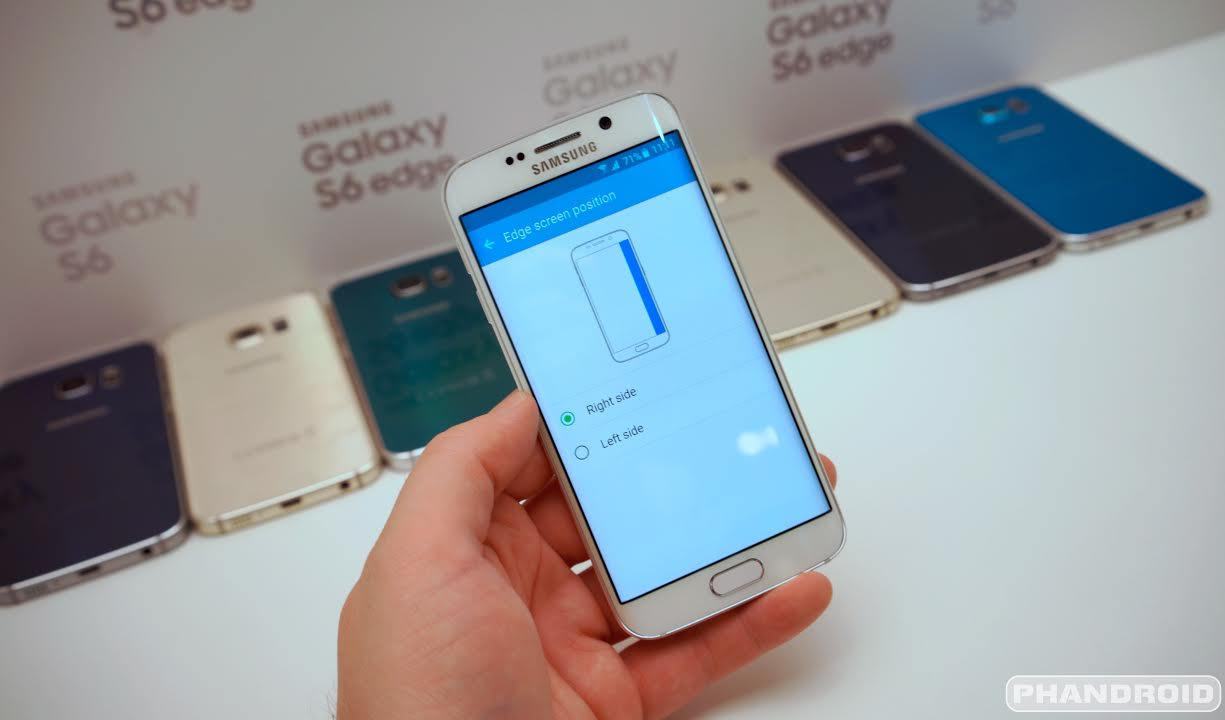 galaxy s6 - Khi phe Android hết bài câu khách