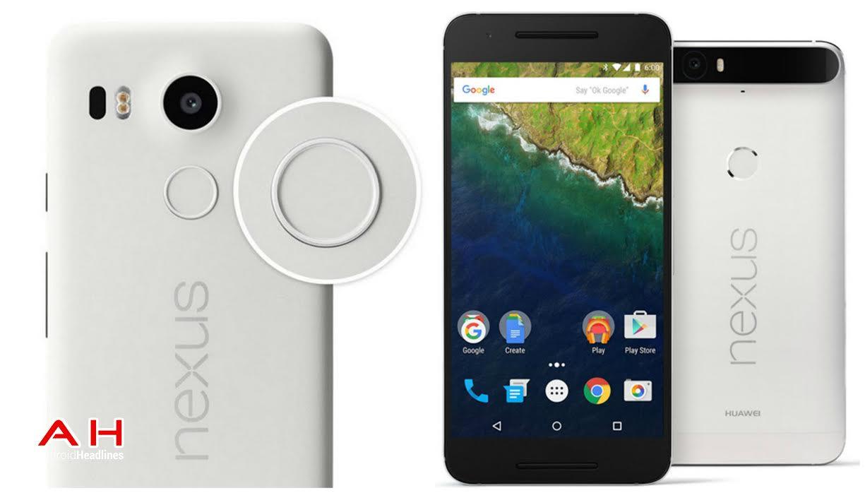 gia nexus 6p - Nexus 5X, Nexus 6P:  Gấp đôi số lượng, gấp đôi liều lĩnh