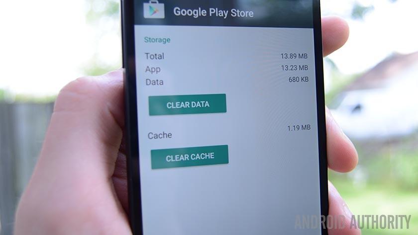 Clear data settings marshmallow 840x473 - Làm sạch bộ nhớ đệm trong Android 6.0