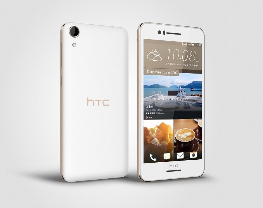 Desire 728G dual sim - Ra mắt HTC Desire 826 dual sim và Desire 728G dual sim tại Việt Nam
