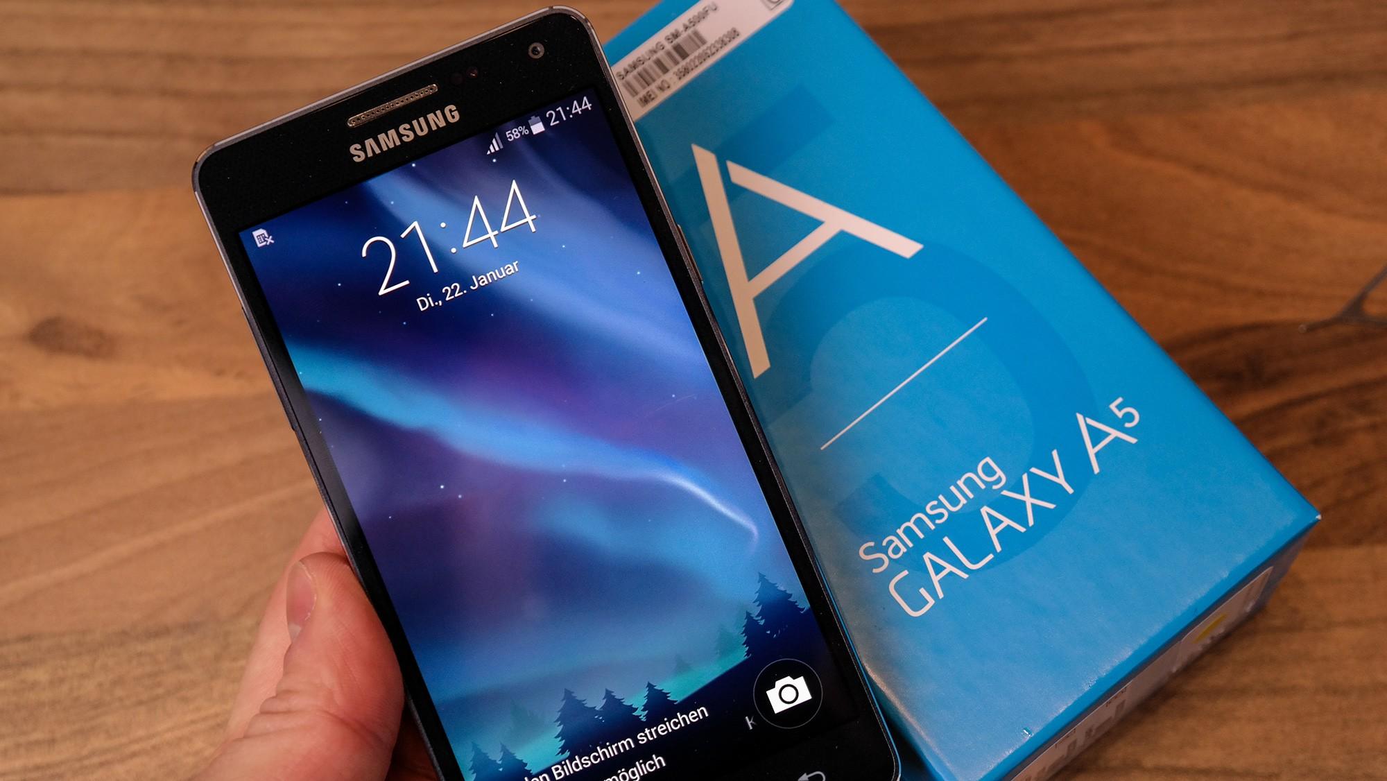 Galaxy A5 - Mẫu máy kế thừa Galaxy A5 hé lộ trong GFXBench
