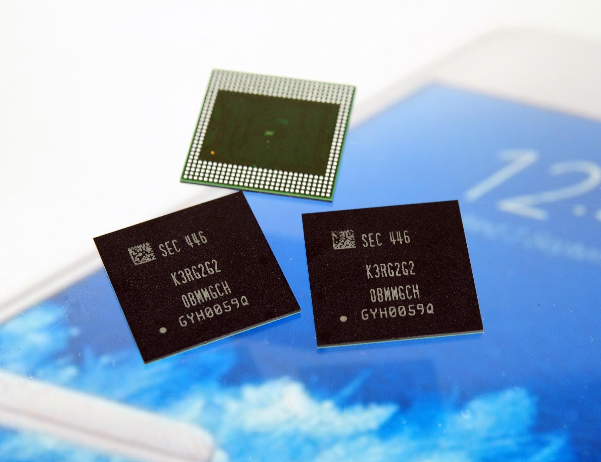 RAM DDR4 - RAM DDR4 cho thiết bị di động