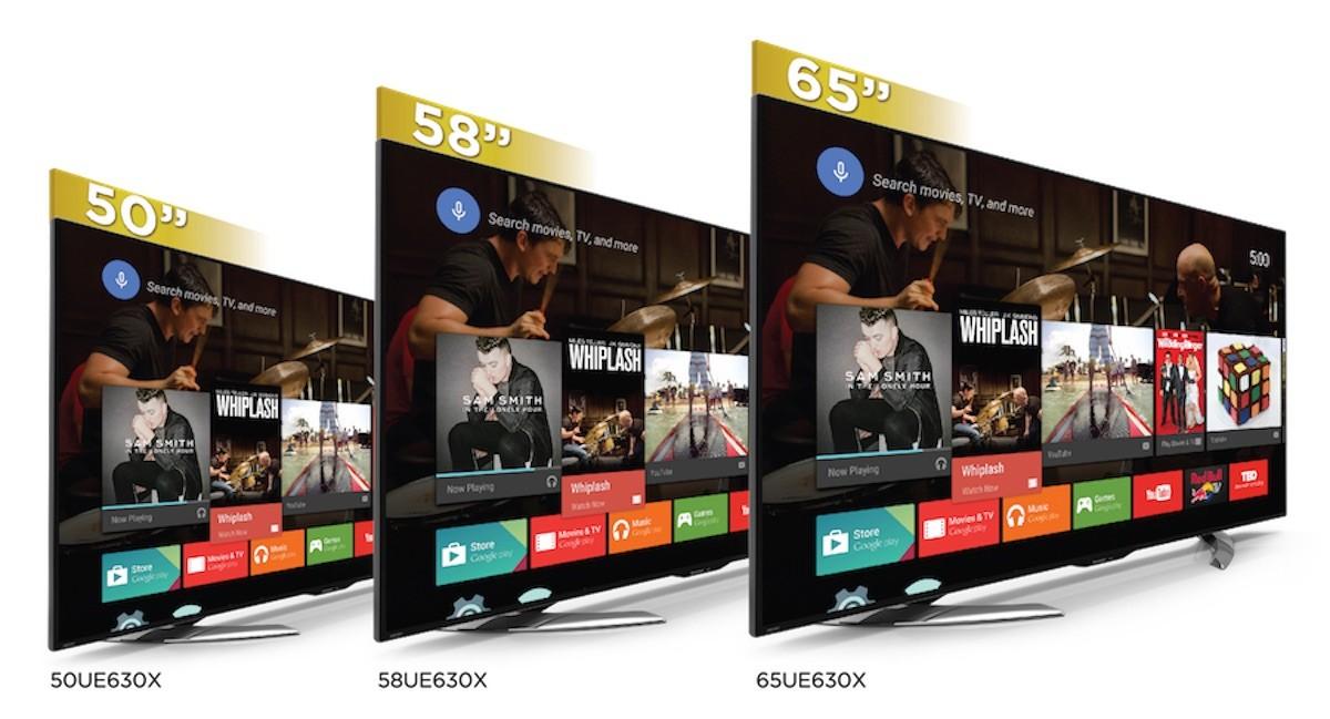 Tivi - Sharp ra mắt dòng TV 4K thế hệ mới