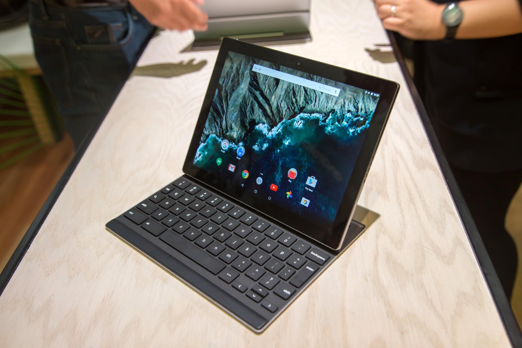Google Pixel C - Người dùng đã có thể mua Google Pixel C với giá 499 USD