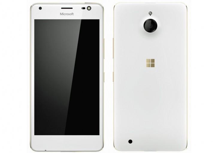 Microsoft Lumia 850 - Microsoft Lumia 850 lộ hình ảnh thật