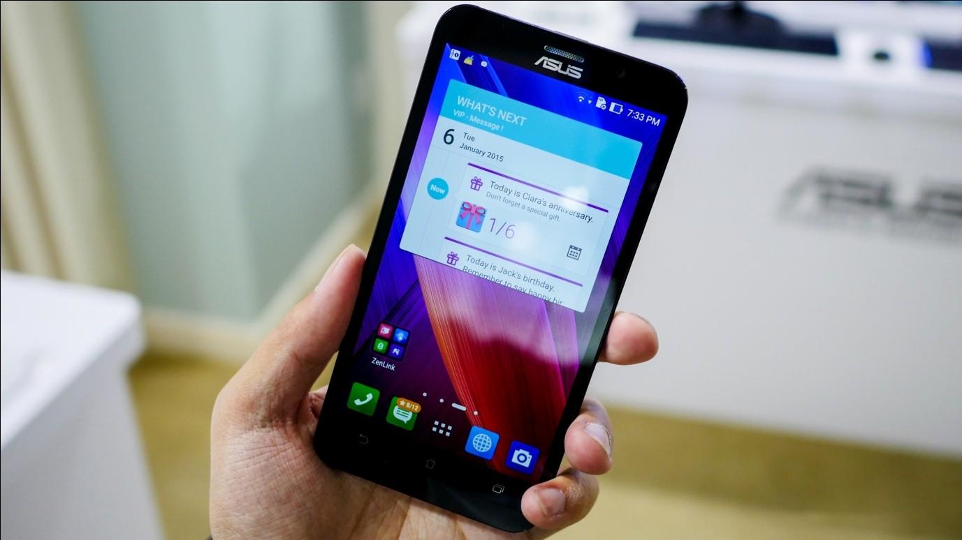 Asus ZenFone 3 - Asus ZenFone 3 sẽ tích hợp cảm biến vân tay