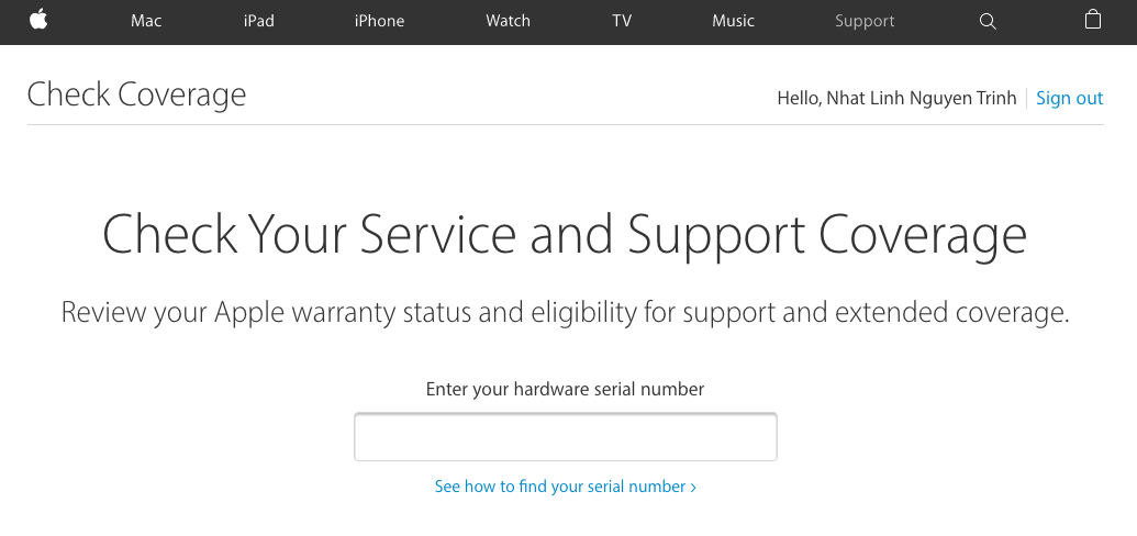 Screen Shot 2016 01 26 at 10.53.36 PM - Hướng dẫn kiểm tra IMEI điện thoại iPhone