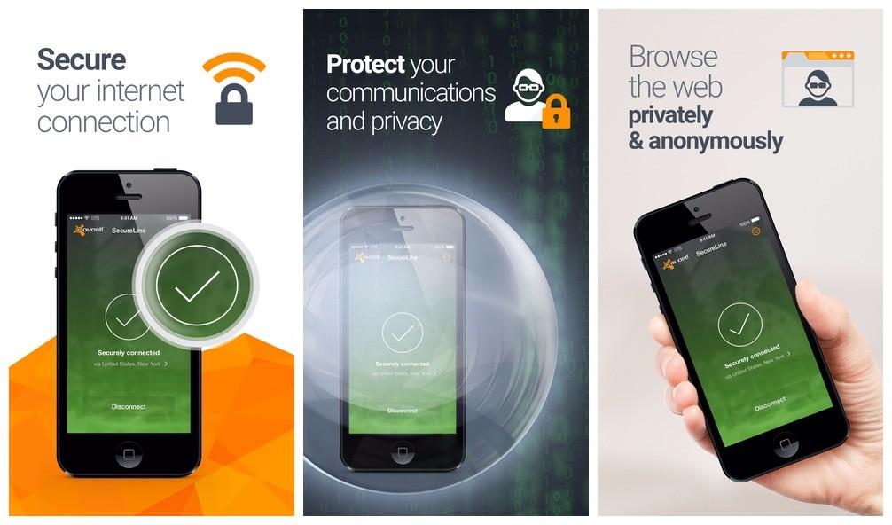 secureline vpn - SecureLine VPN: Bảo mật cho kết nối Wi-Fi của bạn trên iPhone
