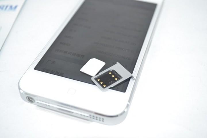 sim ghep 3 - Tư vấn: Dùng SIM ghép có ảnh hưởng gì không?