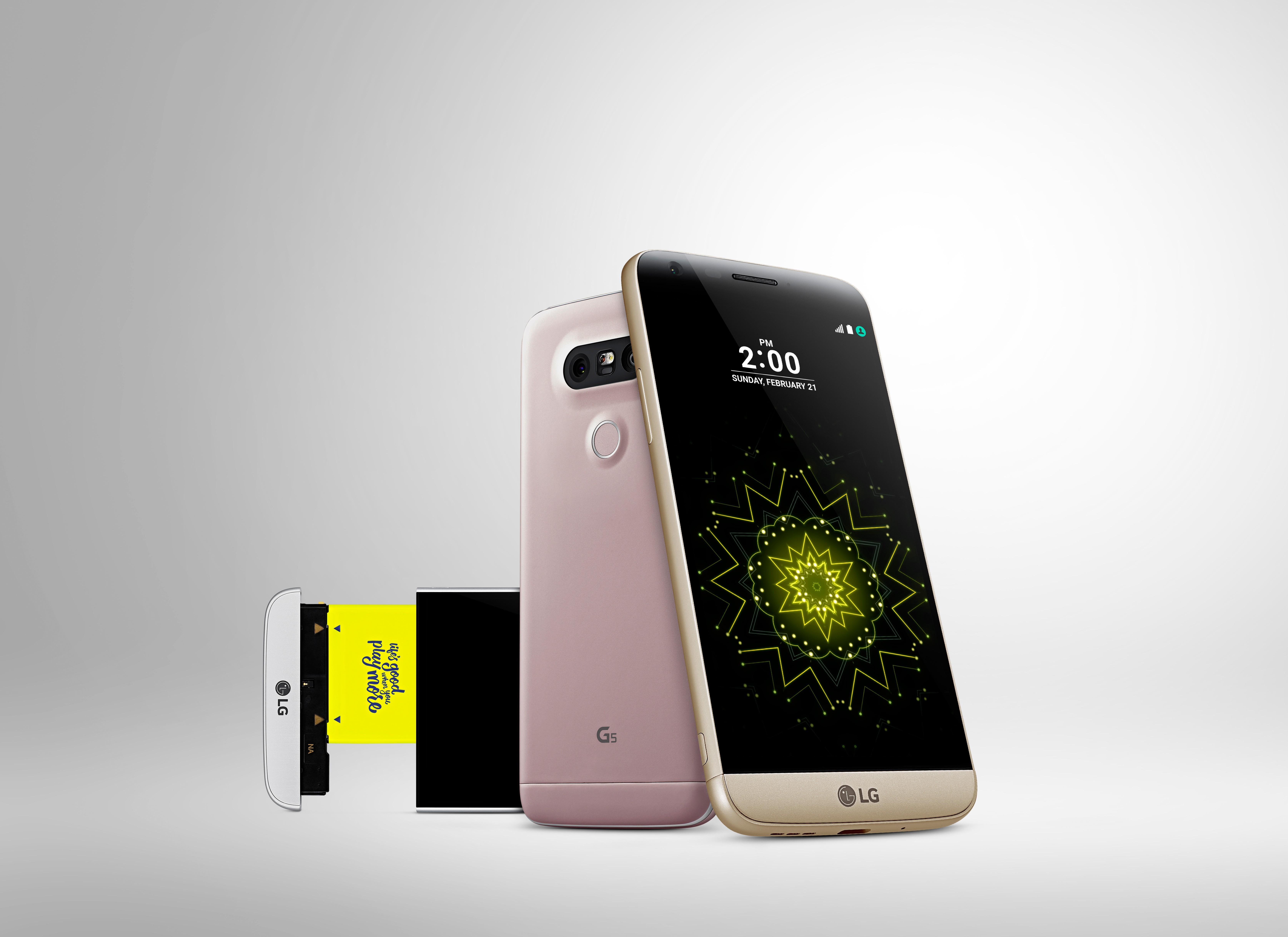 LG G5 - LG G5 có gì hay?