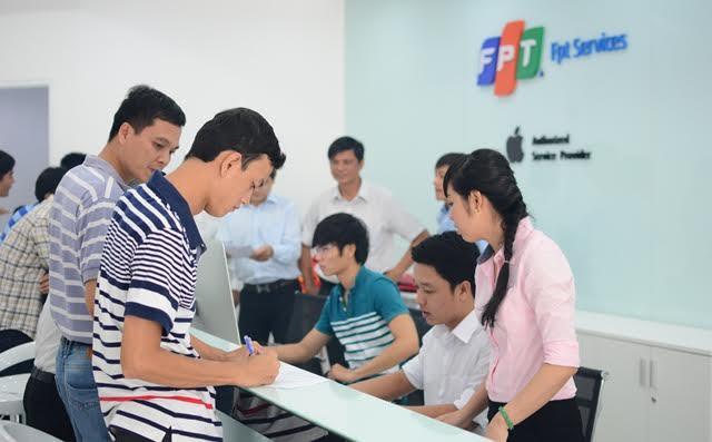 FPT Service - Thêm 4 trung tâm dịch vụ Apple được mở tại Việt Nam