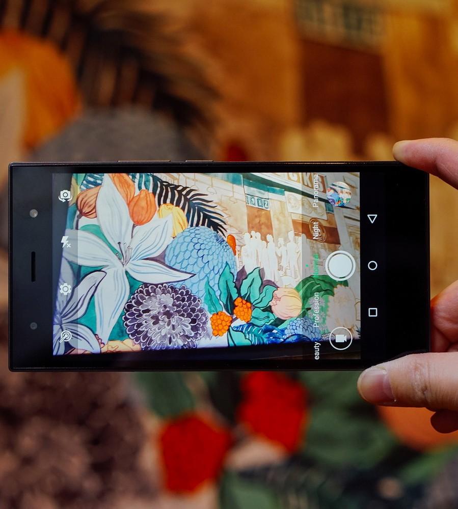 Infinix Zero 3 01 - Infinix Zero 3: Smartphone cho người mê chụp ảnh