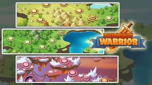 legendary warrior 05 - Legendary Warrior: Game đi cảnh của người Việt