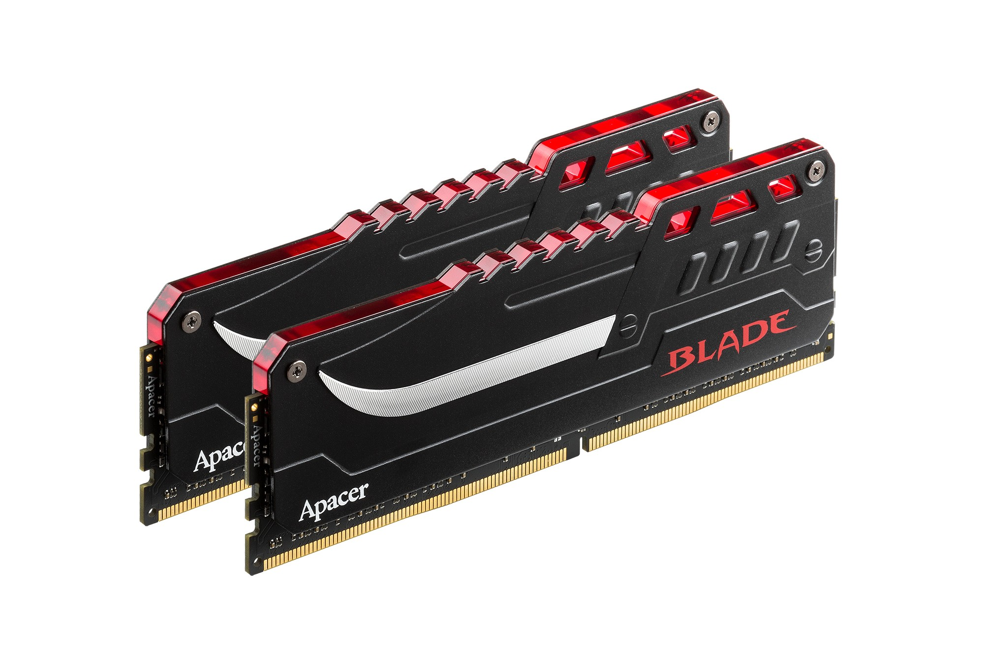 BLADE FIRE DDR4 2 Low - Apacer ra mắt Blade Fire DDR4