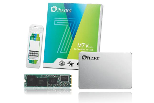 Plextor M7V - Plextor ra mắt ổ SSD M7V Series