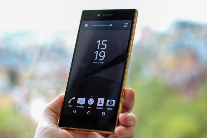 sony xperia z5 premium 4 - Sony và nỗi đau mang tên smartphone