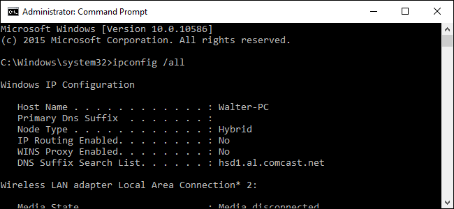 34 phím tắt thông dụng trên Windows Command Prompt