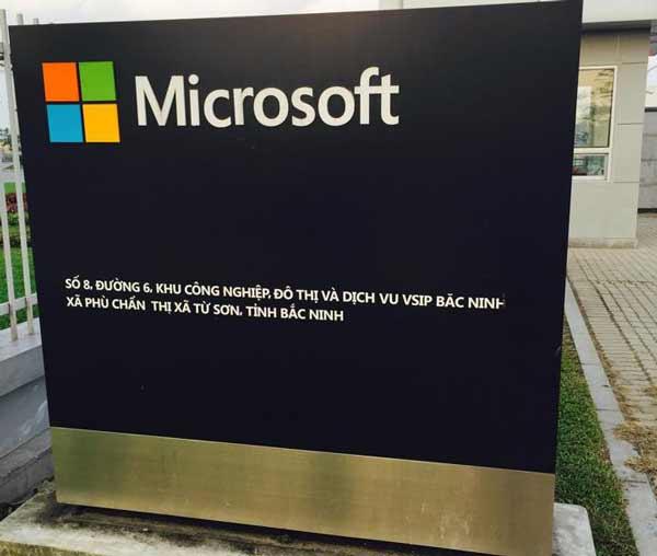 4.500 nhân sự tại Microsoft Mobile Việt Nam ở Bắc Ninh sẽ về đâu?