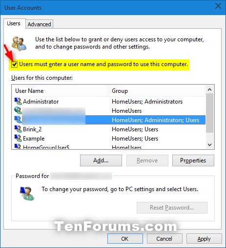 5 cách xóa tài khoản User trên Windows 10