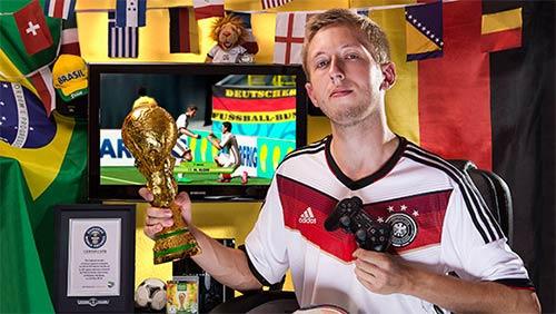5 kỷ lục game thế giới mà khiến người ta phải