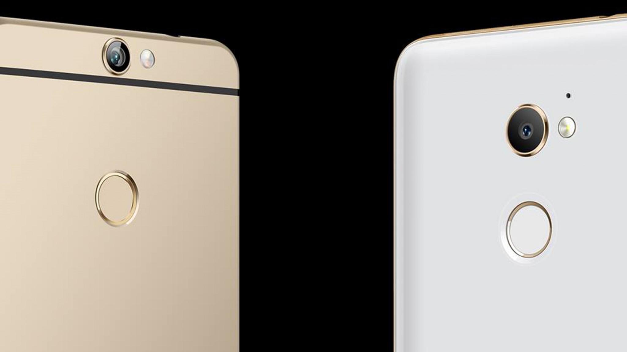 Cool Max - Coolpad ra mắt smartphone Max, Max Lite