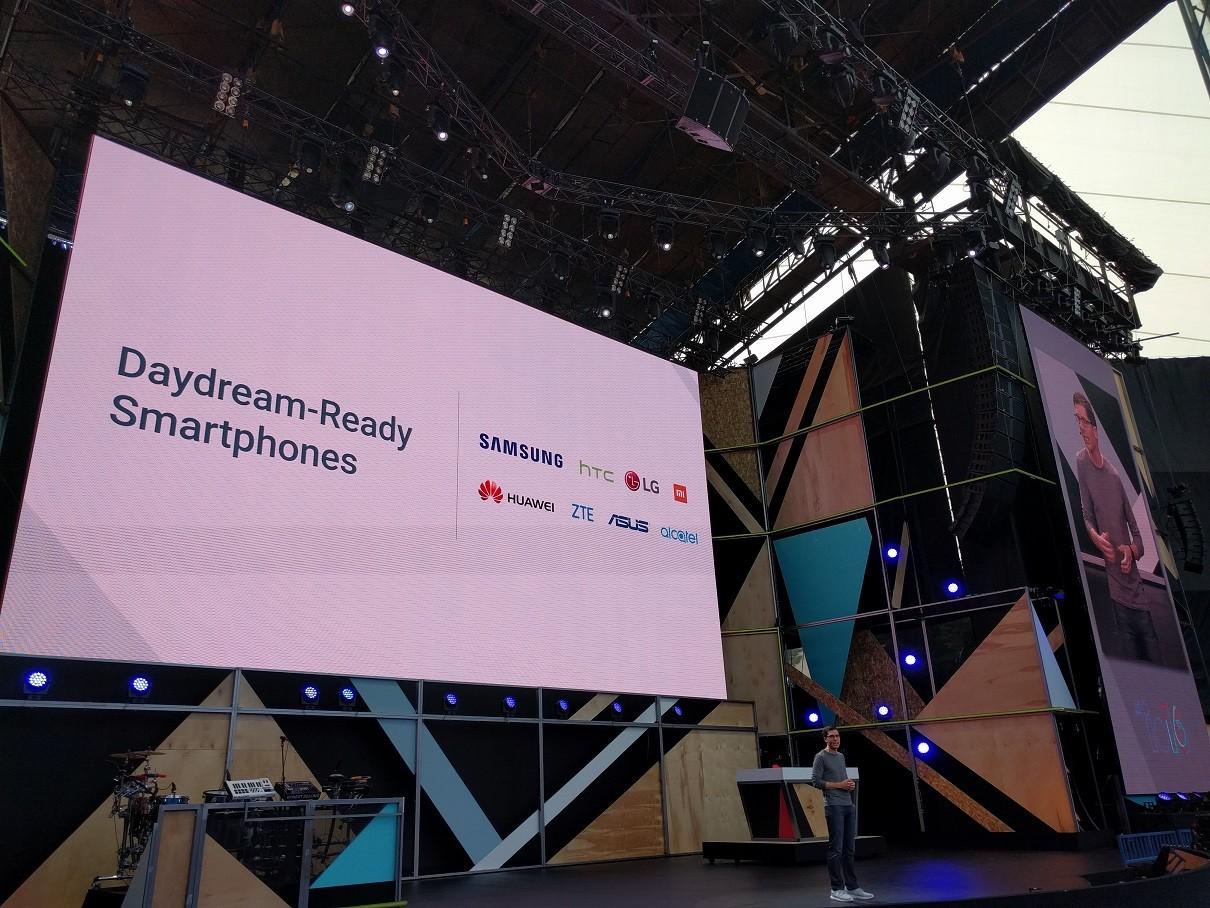 Daydream 01 - Huawei hỗ trợ ra mắt nền tảng thực tế ảo Daydream của Google