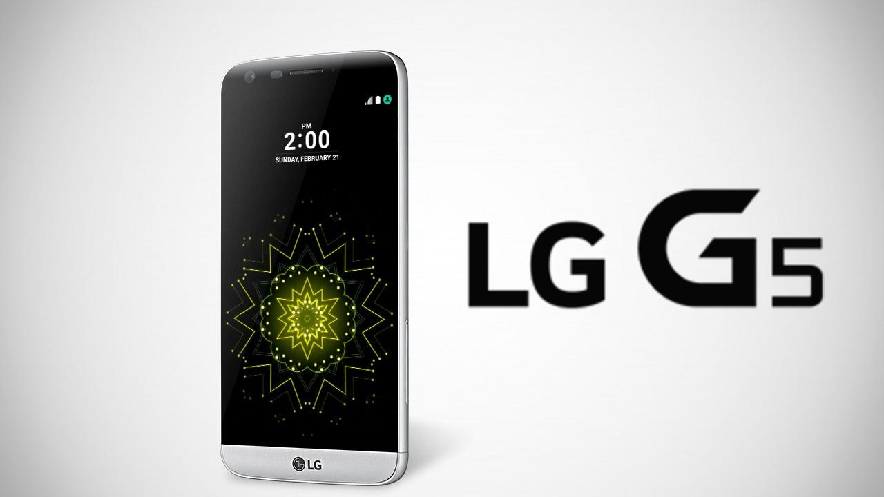 LG G5 - LG G5 gặp lỗi 'đột tử'