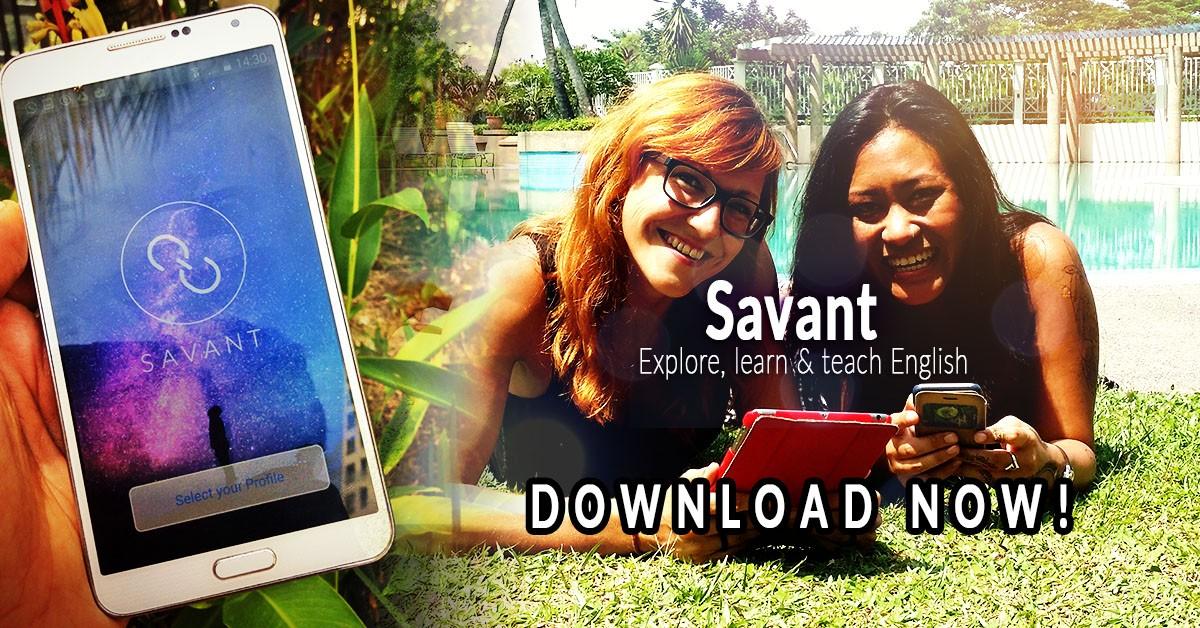 Savant Launch - Tải ứng dụng Savant để học tiếng Anh theo phương pháp mới