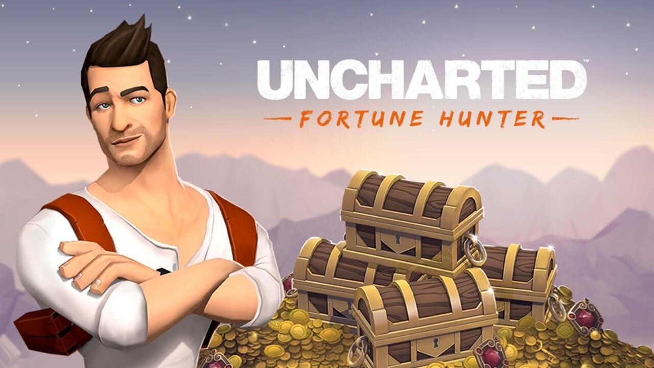 Uncharted Fortune Hunter Featured 2 - Top 10 game iOS hay nhất trong tuần (23.5 - 29.5)