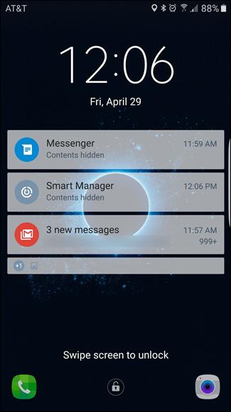 Cách ẩn nội dung nhạy cảm trên màn hình khóa thiết bị Android