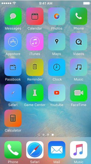 Cài theme lên iPhone mà không cần Jailbreak