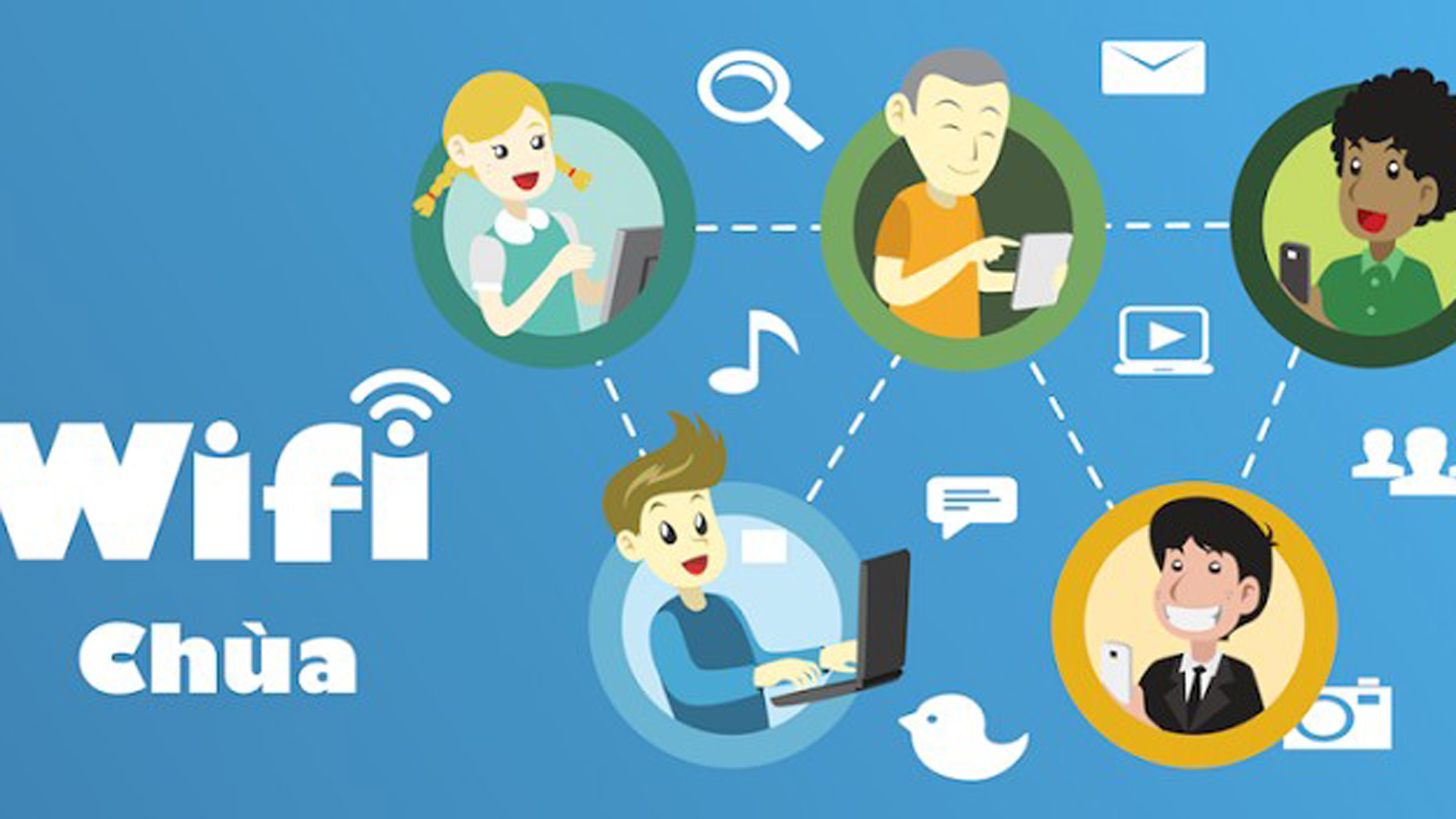 """chan wifi - Chặn những người """"xài chùa"""" Wi-Fi bằng smartphone"""